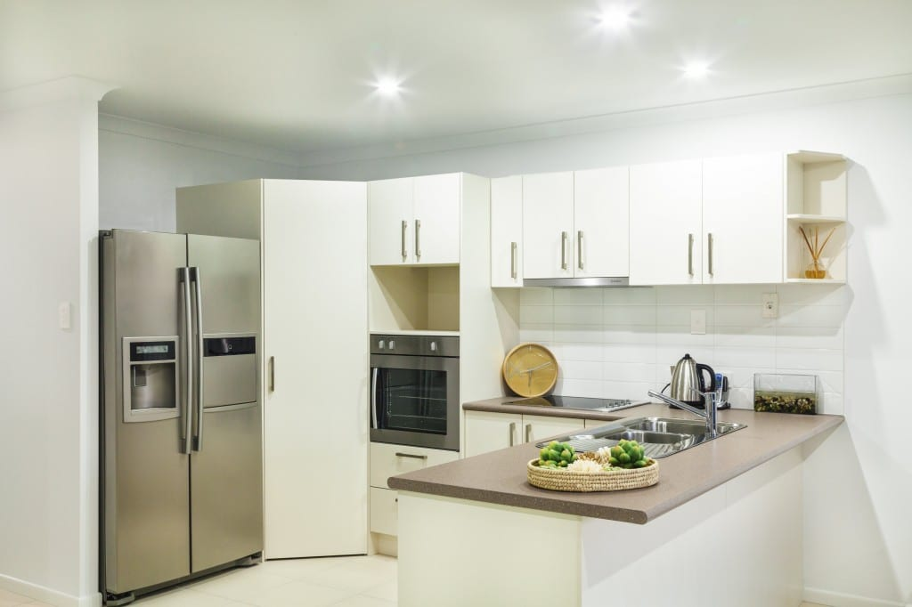 kitchen simple renovation