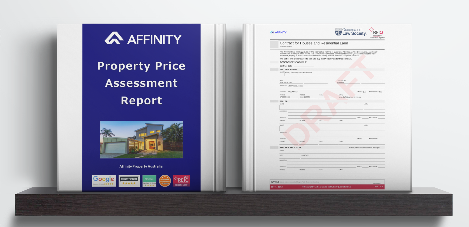Property price assessment report and REIQ contract - How to Prepare a Winning Contract Offer
